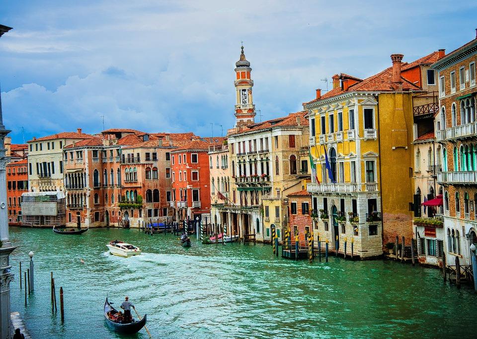 Венеция: музей исчезающей красоты