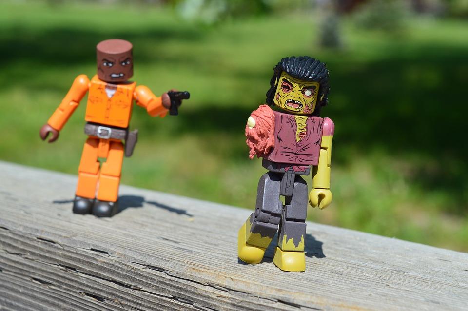 Игры онлайн: можно ли справиться с нашествием зомби?