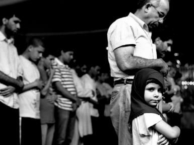 Удивительные кадры пролили свет на жизнь мусульман Нью-Йорка (ФОТО)