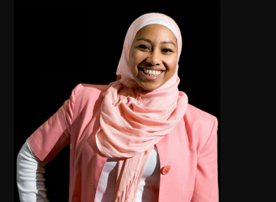 """Как мусульманка в хиджабестала """"своей"""" в правительстве западной державы?"""