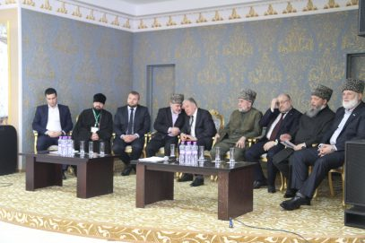 Мусульманский прорыв на Кавказе. Штудии по теории и практике антиэкстремистской работы