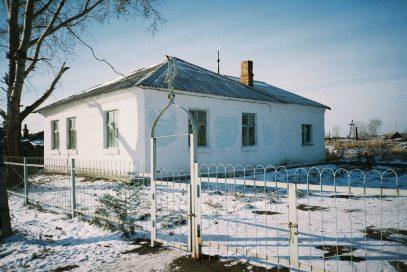 Старинные поселения мусульман земли Кузнецкой