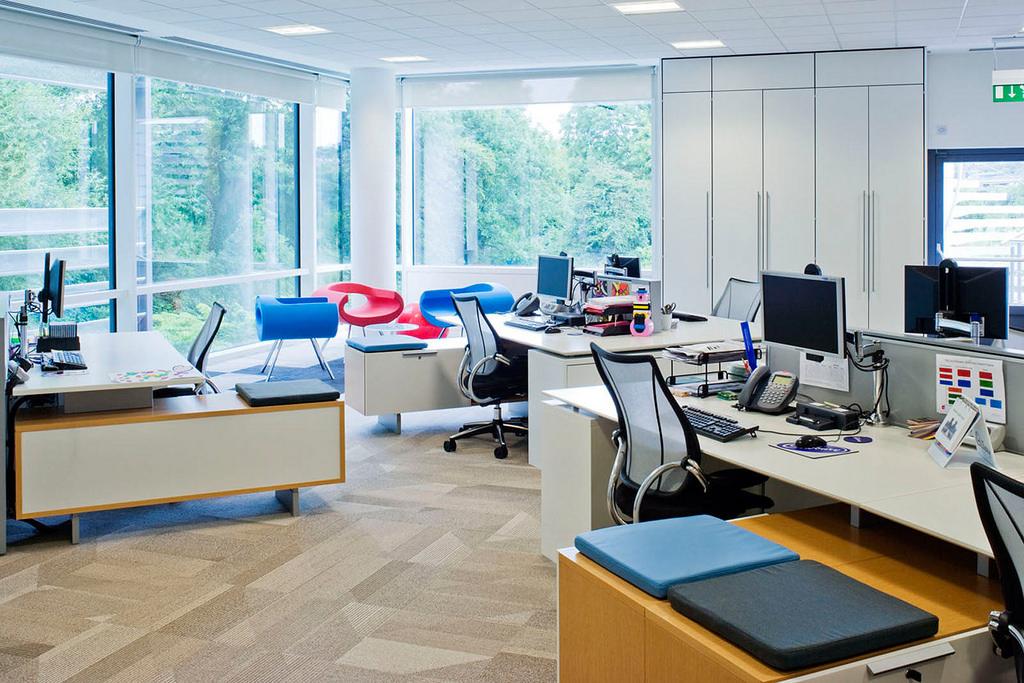 Как создать продуктивное рабочее пространство для вашей компании