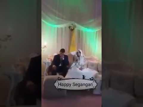 Невеста красиво прочитала Коран на собственной свадьбе (ВИДЕО)