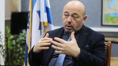В МИД России провели с израильским послом разъяснительную беседу