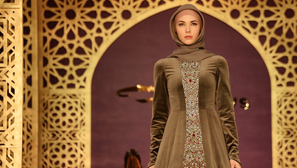 Хиджабы от Кадыровой станут гвоздем недели высокой моды в Москве