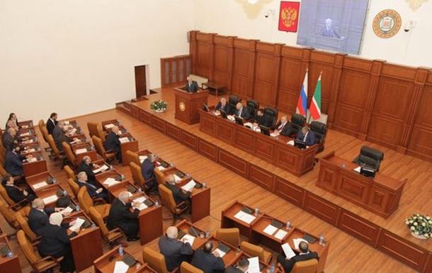 Правительство отвергло антиигиловский законопроект Чечни