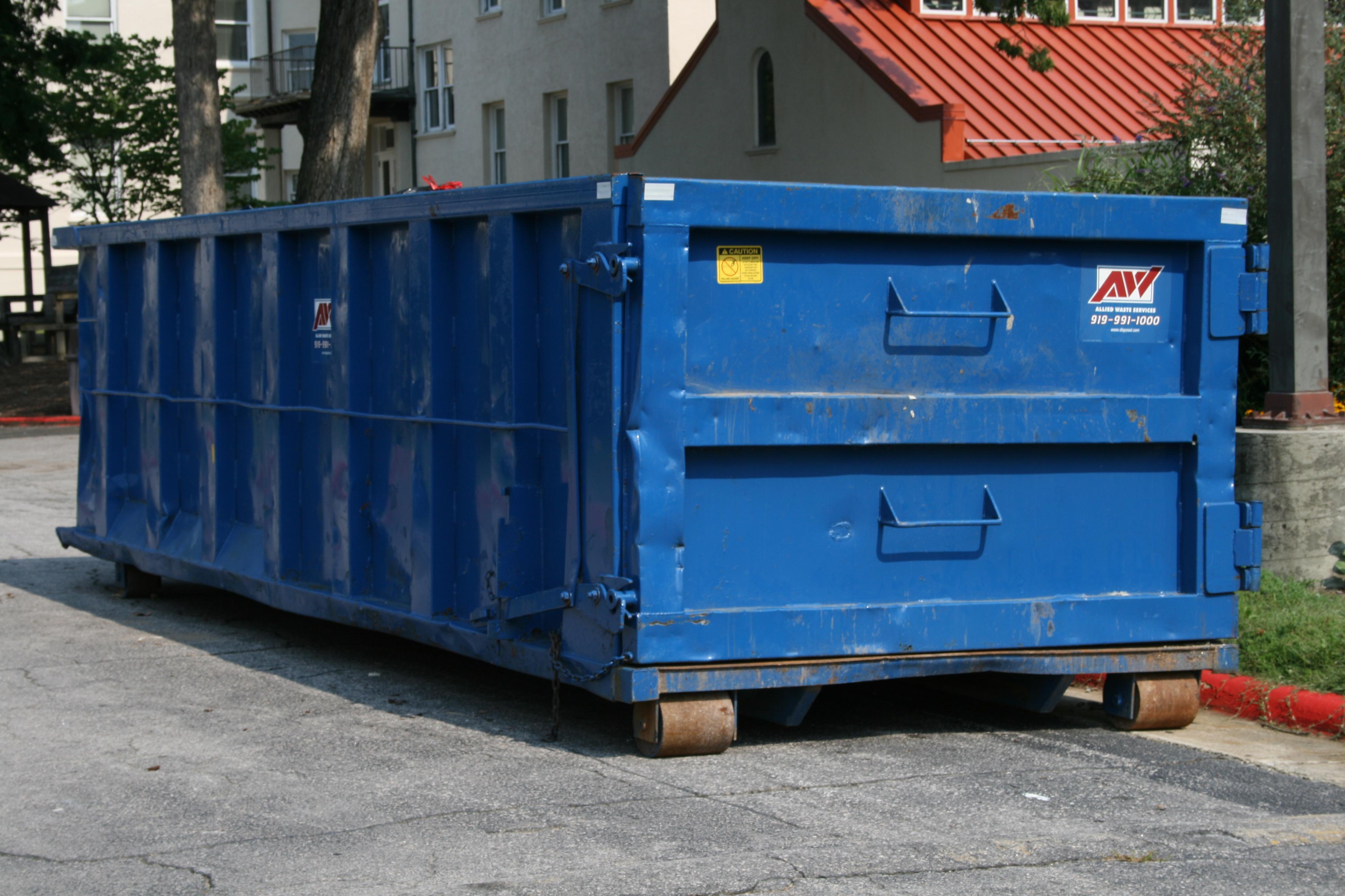 Вывоз бытового и строительного мусора легко и быстро