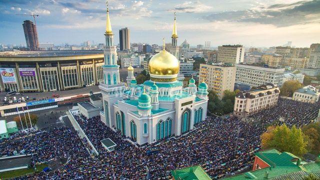 В главной мечети Москвы стартует Фестиваль Корана