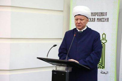 Муфтий Крганов осудил попытки «дискредитации мазхабов»