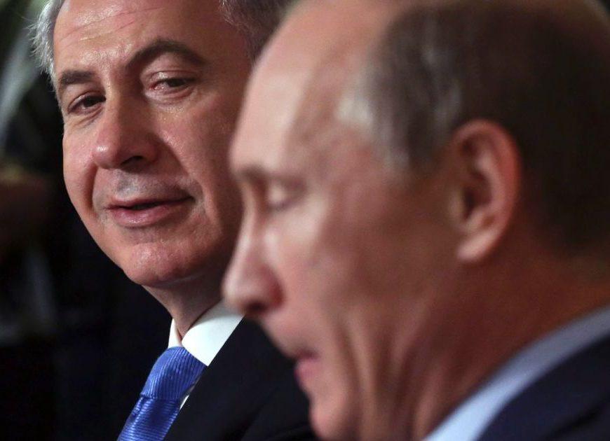 Нетаньяху предложил Путину совместную борьбу с двумя «исламскими терроризмами»