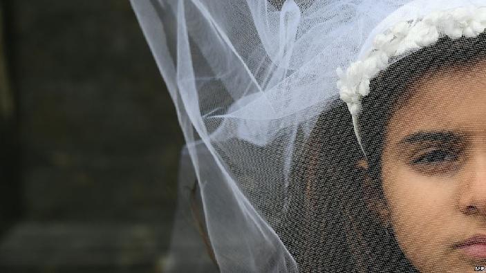 Черногория. Ранние браки - древняя балканская традиция. Фото: АFP