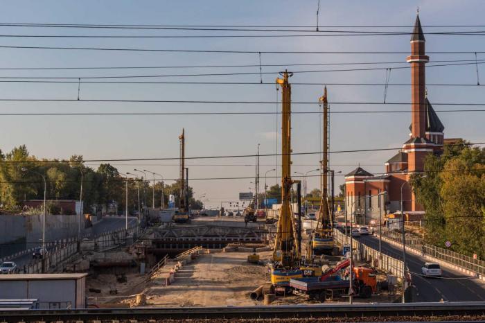 Московское метро: следующая станция — мечеть