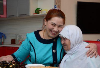 Татарская семья  бросила вызов «цивилизованному» миру