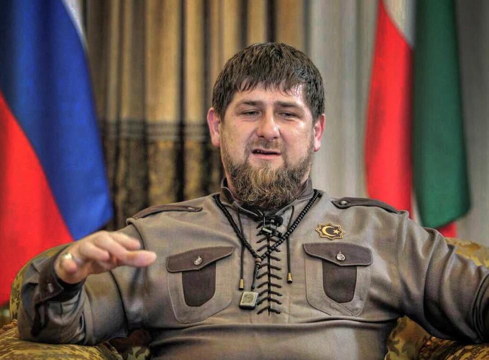 Глава Чечни Рамзан Кадыров Фото: vk.com/ramzan