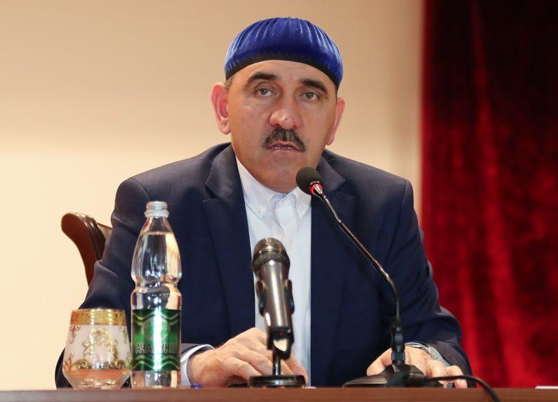 Евкуров обратился к мусульманам по случаю начала священного месяца