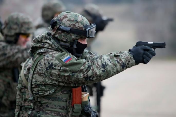 Российский спецназ