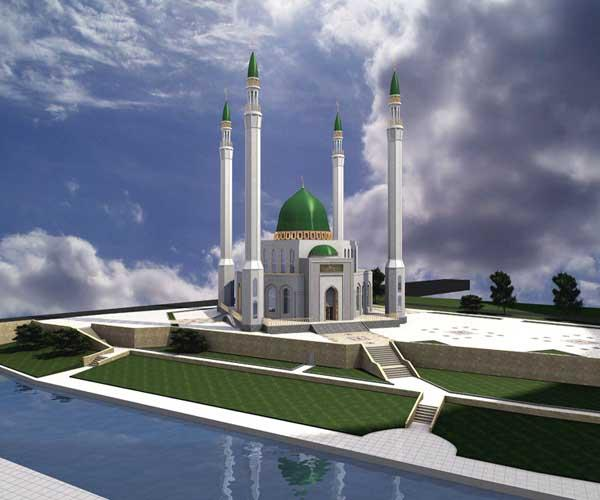 В ДУМ РФ опровергли отказ от строительства соборной мечети Екатеринбурга