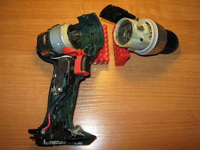 Шуруповерт Metabo с фонариком – хорошая вещь!