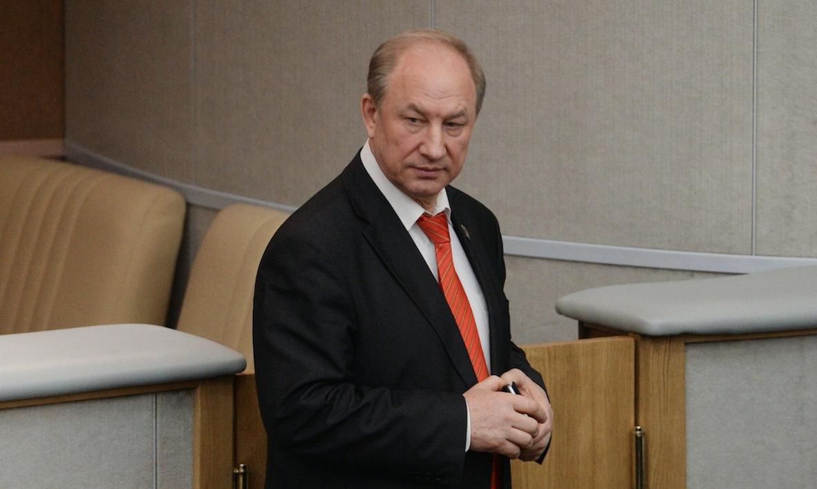 Валерий Рашкин просит правоохранительные органы проверить деятельность сектоведа Дворкина
