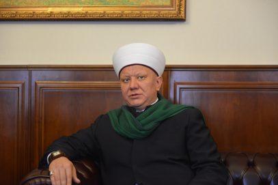 Муфтий Крганов войдет в состав единого оператора президентских грантов
