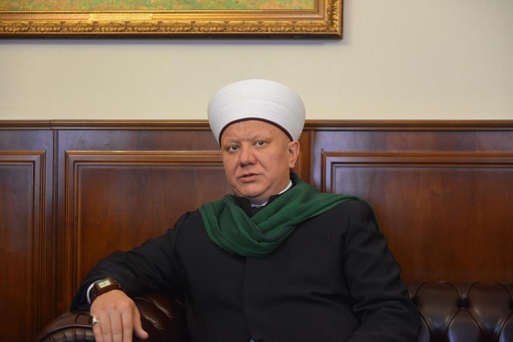 Муфтий Альбир Крганов