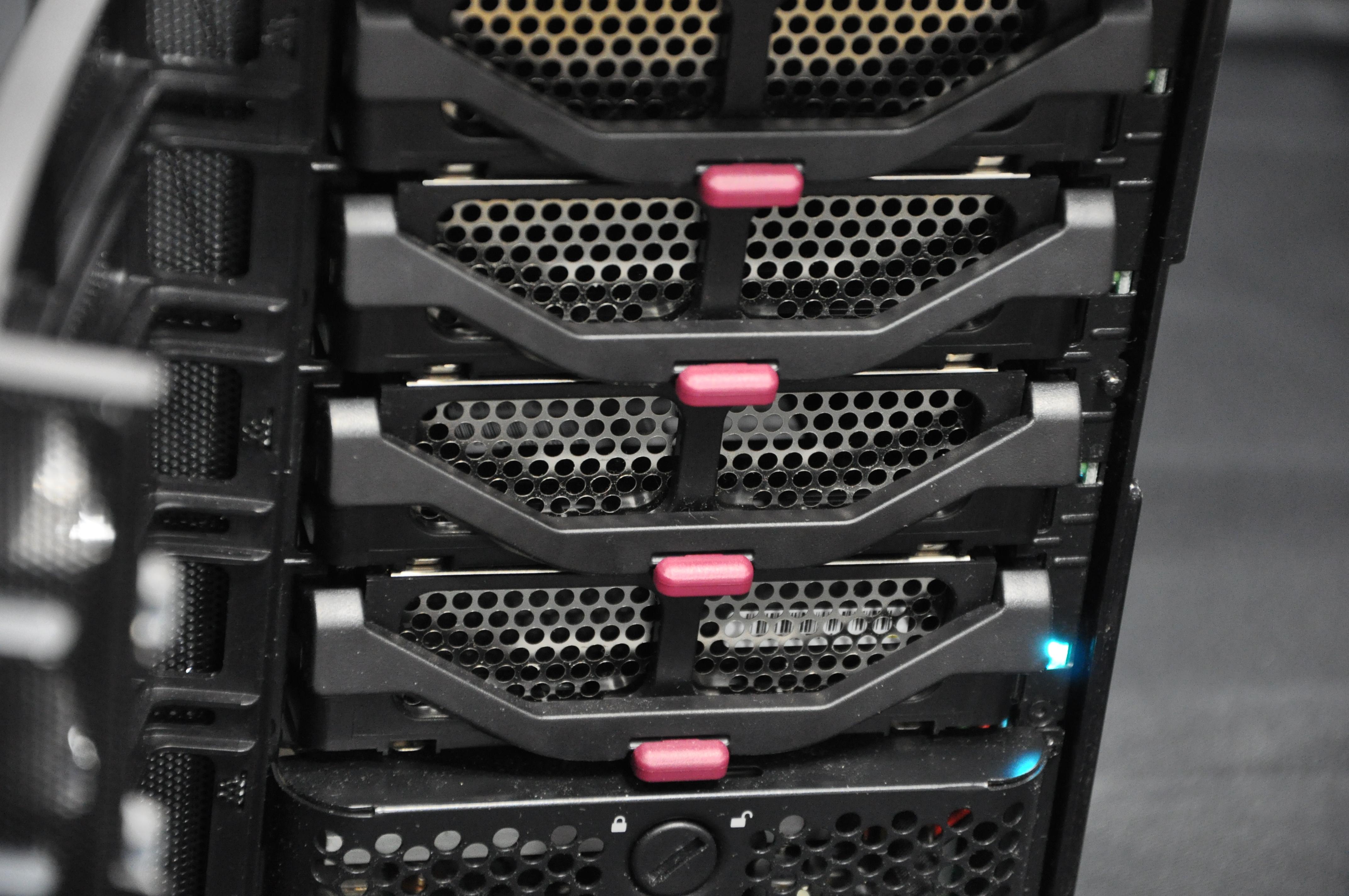 Функциональные и эргономичные серверы «НР»