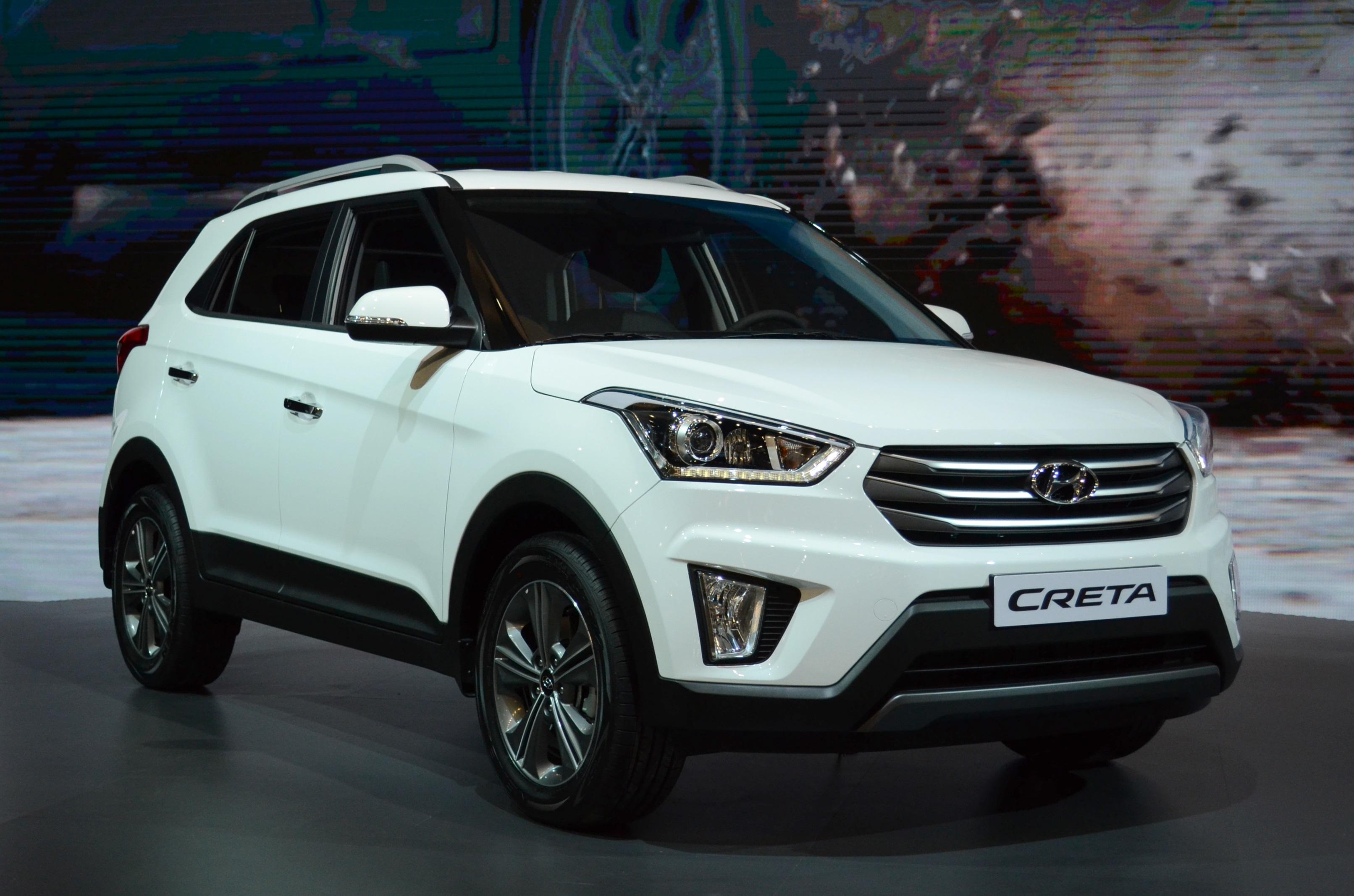 Преимущества автомобиля Hyundai Creta