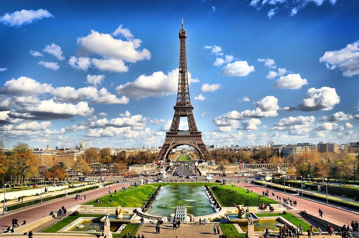 Интересная и познавательная обзорная экскурсия по Парижу