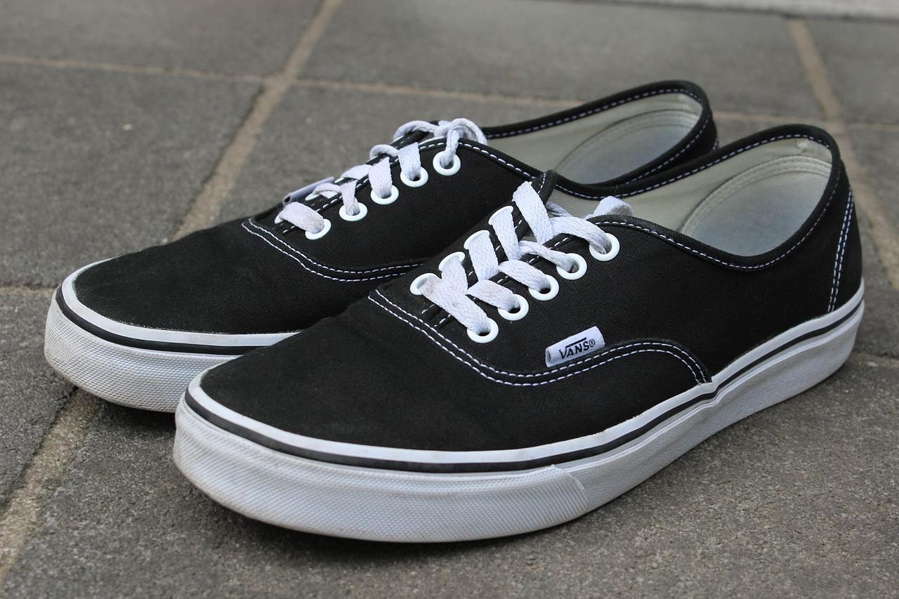 Стильная и современная обувь от «Vans»