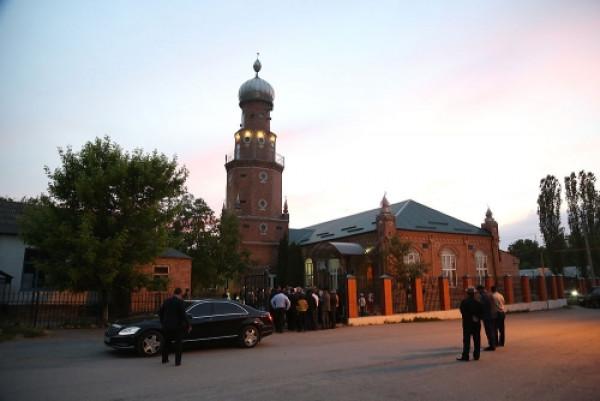 Мечеть в с. Верхние Ачалуки