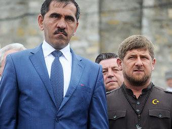 Евкуров обратился к Чечне по случаю важной даты