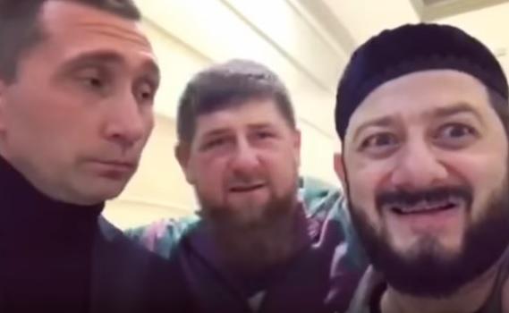 Обращение Кадырова и Галустяна набрало свыше миллиона просмотров (ВИДЕО)