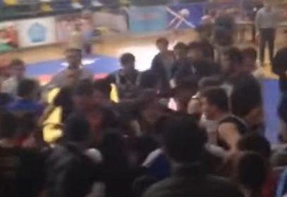 МВД оценит массовую драку в элитной борцовской школе Дагестана (ВИДЕО)