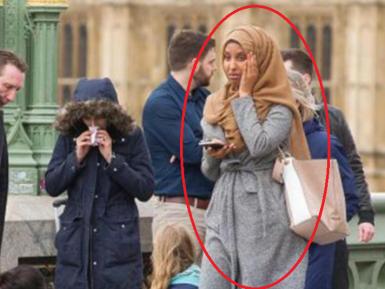 Автор нашумевшего фото «мусульманки-монстра» поставил точку в спорах