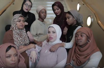 Клип с танцующими мусульманками взорвал интернет (ВИДЕО)
