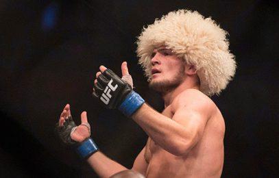 Боец Нурмагомедов исполнил мечту накануне важнейшего боя в жизни (ФОТО)
