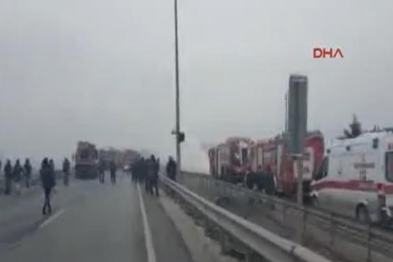 ВПетербург доставлены тела погибших при падении вертолета вТурции