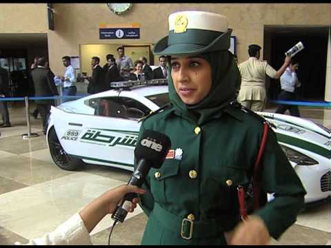 ОАЭ пробили своей полиции место в Книге рекордов Гиннесса
