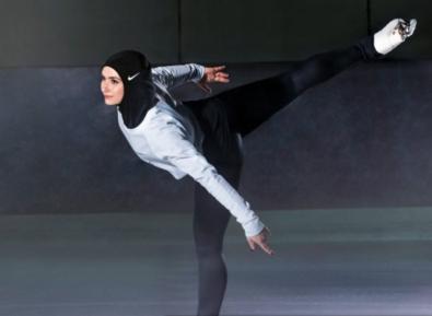Nike покоряет исламские горизонты – представлен фирменный хиджаб