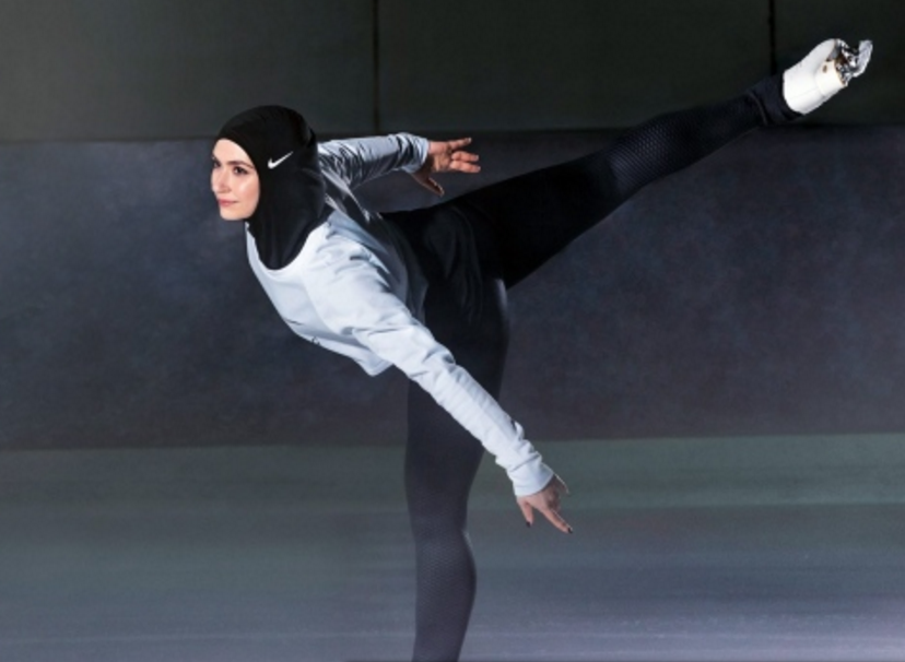 Nike покоряет исламские горизонты — представлен фирменный хиджаб