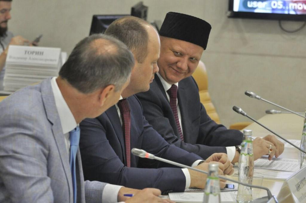 Слушания в ОПРФ с участием А.Крганова