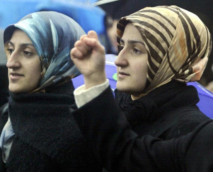 Красивые и неукротимые. Как мусульманки разных стран добиваются своих прав (ФОТО)