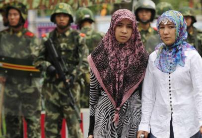 Эмираты проявили интерес к притесняемым мусульманам Китая