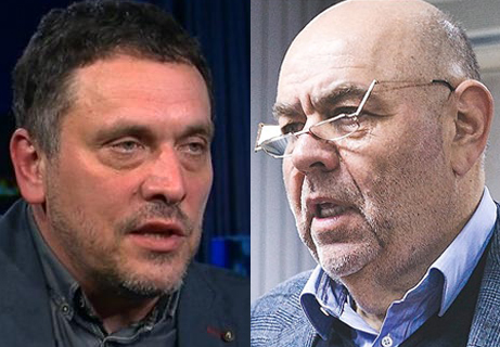 Завершился процесс по иску Еврейского конгресса к Максиму Шевченко