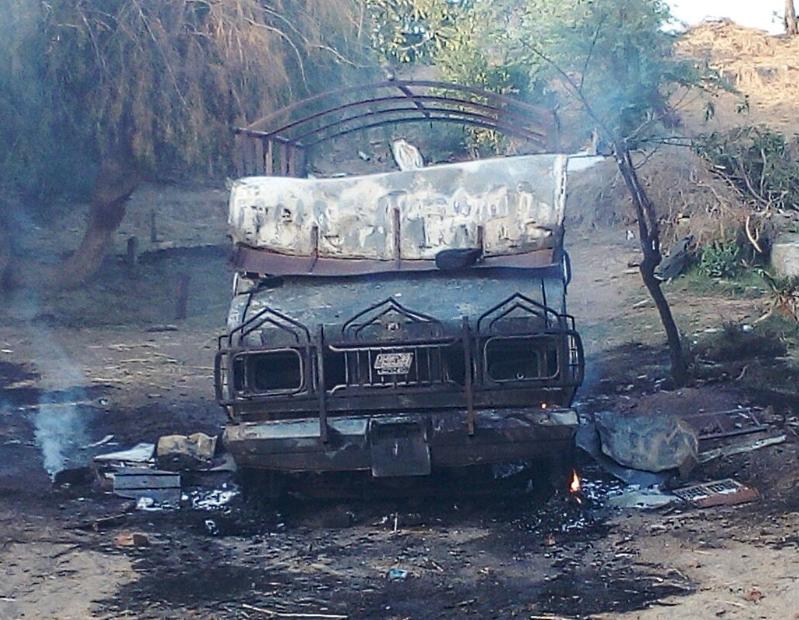Радикальные националисты уничтожили мусульманское село