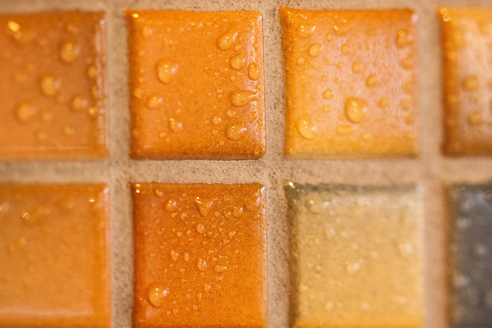 Керамическая плитка – идеальный отделочный материал для ванны и кухни