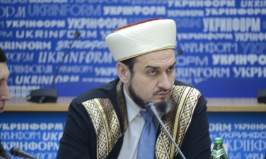 На Украине объяснили отказ в регистрации фейкового муфтията Крыма