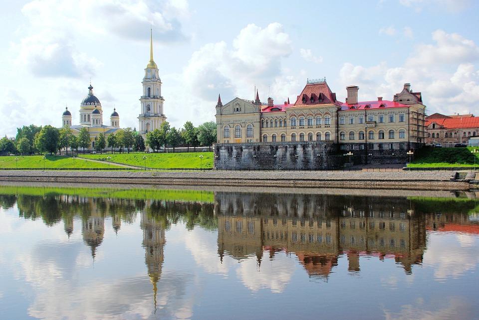 Рыбинск: путешествие в столицу бурлаков