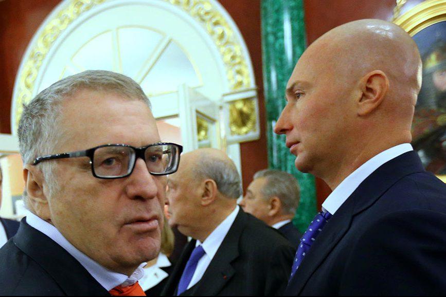 Сын Жириновского выиграл суд, связанный с «особняком Саддама Хусейна»